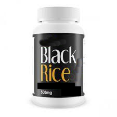 Black Rice Extract Has Been Produced